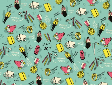 Endpapers for SMART