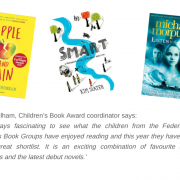SMART IS NOMINATED FOR ITS 18TH BOOK AWARD!