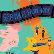 COVER REVEAL: 928 MILES FROM HOME