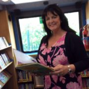 VISIT TO NOTTS EDUCATION LIBRARY SERVICE – OUR CHAMPIONS OF READING!